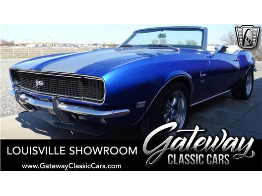 1968 Chevrolet Camaro for sale in Memphis, Indiana 47143