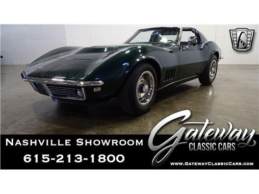 1968 Chevrolet Corvette for sale on GoCars.org