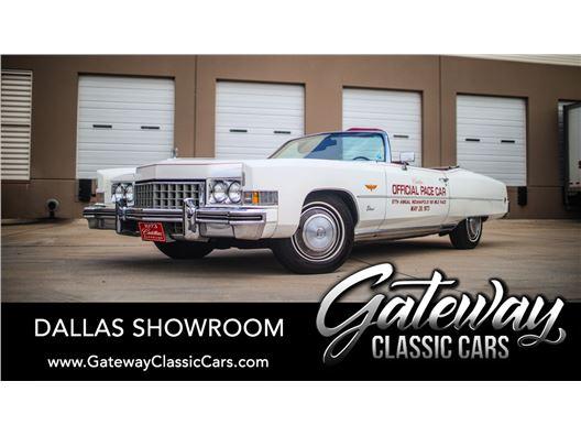 1973 Cadillac Eldorado for sale in DFW Airport, Texas 76051
