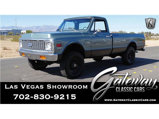 1972 Chevrolet Cheyenne for sale in Las Vegas, Nevada 89118