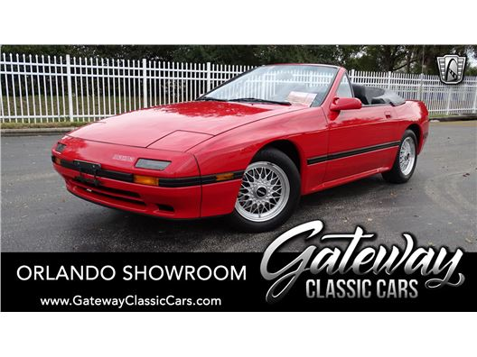 1988 Mazda RX7 for sale in Lake Mary, Florida 32746
