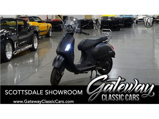 2019 Vespa GTS Super Notte 300 for sale in Phoenix, Arizona 85027