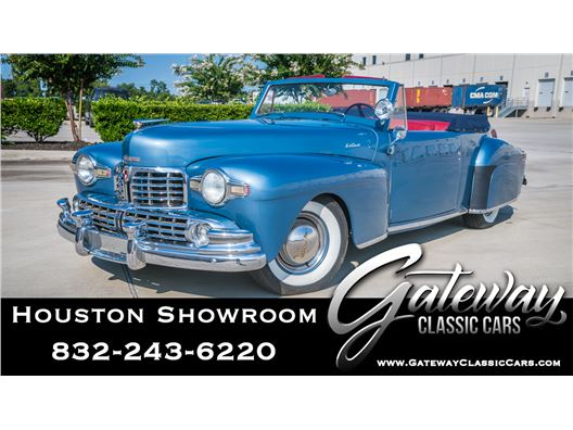 1948 Lincoln Continental for sale in Houston, Texas 77090
