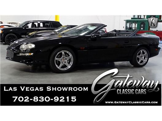 2002 Chevrolet Camaro for sale in Las Vegas, Nevada 89118