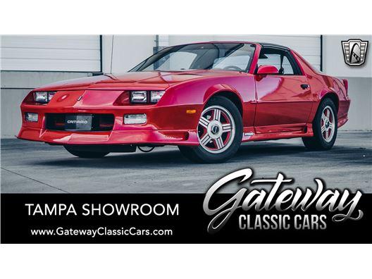 1991 Chevrolet Camaro for sale on GoCars.org