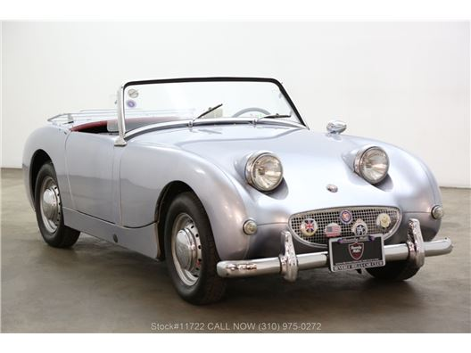 1961 Austin-Healey Bug Eye Sprite for sale in Los Angeles, California 90063