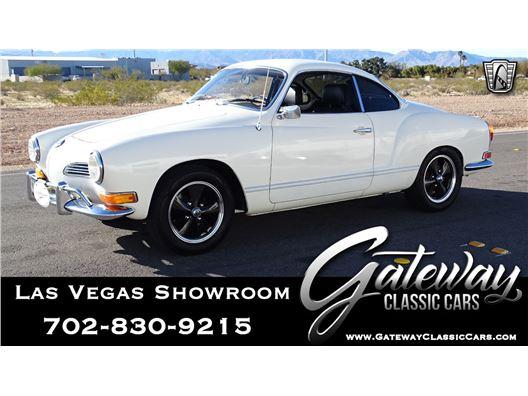 1971 Volkswagen Karmann Ghia for sale in Las Vegas, Nevada 89118