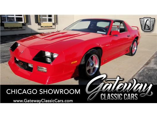 1991 Chevrolet Camaro for sale in Crete, Illinois 60417