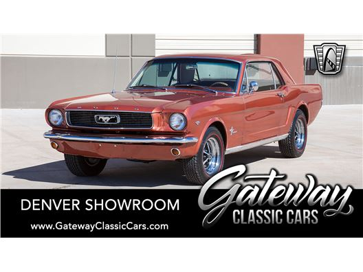 1966 Ford Mustang for sale in Englewood, Colorado 80112