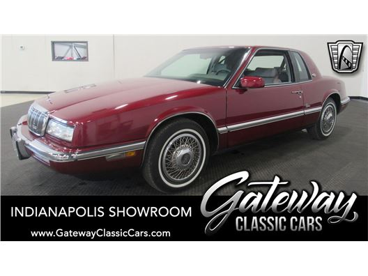 1992 Buick Riviera for sale in Indianapolis, Indiana 46268