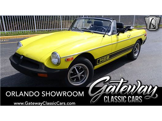 1978 MG MGB for sale in Lake Mary, Florida 32746
