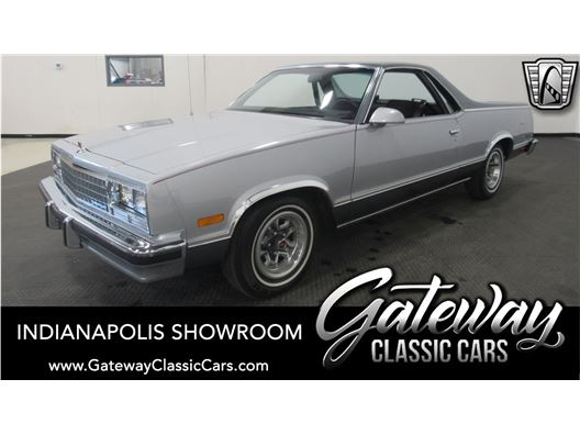 1987 Chevrolet El Camino for sale in Indianapolis, Indiana 46268