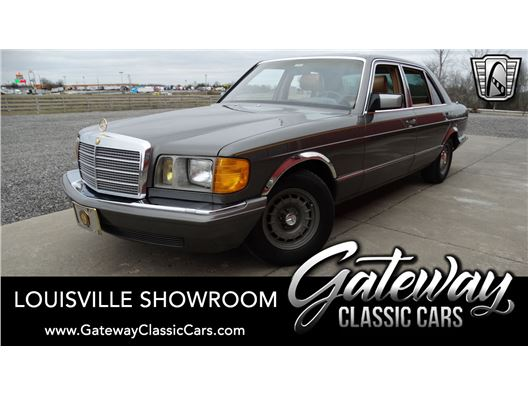 1983 Mercedes-Benz 380SEL for sale in Memphis, Indiana 47143