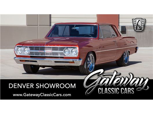 1965 Chevrolet Chevelle for sale in Englewood, Colorado 80112