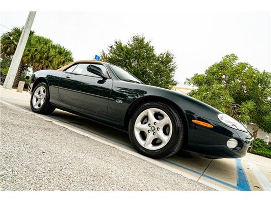 2001 Jaguar XK-Series for sale in Sarasota, Florida 34232