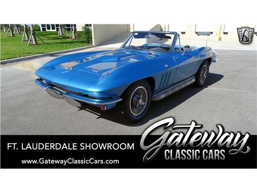 1966 Chevrolet Corvette for sale in Coral Springs, Florida 33065