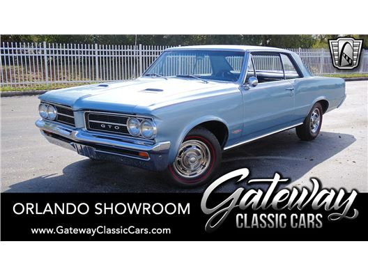 1964 Pontiac GTO for sale in Lake Mary, Florida 32746