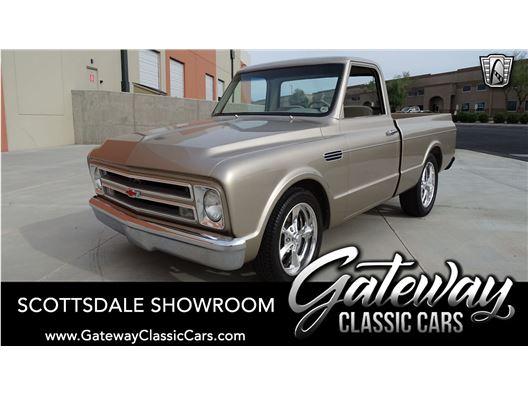 1968 Chevrolet C10 for sale in Phoenix, Arizona 85027