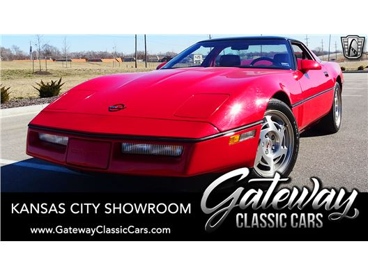 1990 Chevrolet Corvette for sale in Olathe, Kansas 66061