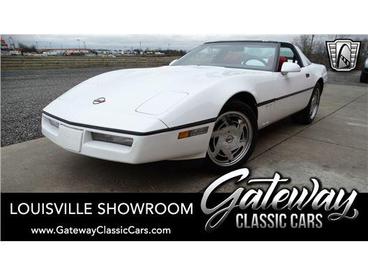 1989 Chevrolet Corvette for sale in Memphis, Indiana 47143