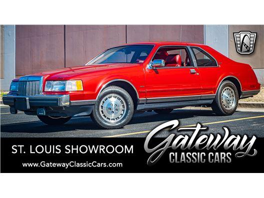 1985 Lincoln Continental for sale in OFallon, Illinois 62269