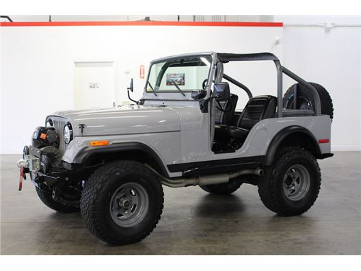 1974 Jeep CJ5 for sale on GoCars.org