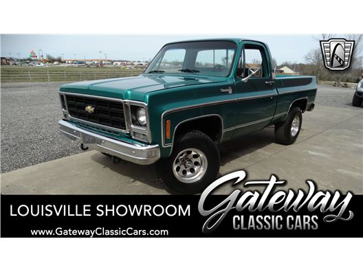 1979 Chevrolet K10 for sale in Memphis, Indiana 47143