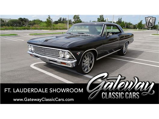 1966 Chevrolet Chevelle for sale in Coral Springs, Florida 33065