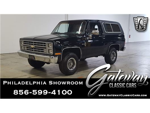 1985 Chevrolet Blazer for sale in West Deptford, New Jersey 8066