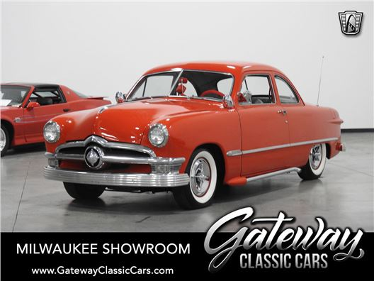 1950 Ford Club Coupe for sale in Kenosha, Wisconsin 53144