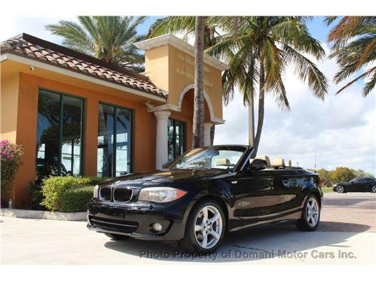2013 BMW 1 Series for sale in Deerfield Beach, Florida 33441