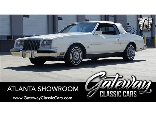 1984 Buick Riviera for sale in Alpharetta, Georgia 30005