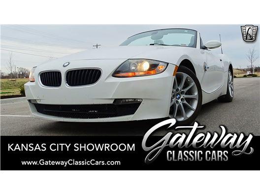 2008 BMW Z4 for sale in Olathe, Kansas 66061