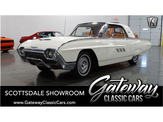 1963 Ford Thunderbird for sale on GoCars.org