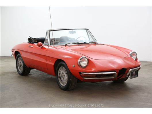 1969 Alfa Romeo Duetto Spider for sale in Los Angeles, California 90063