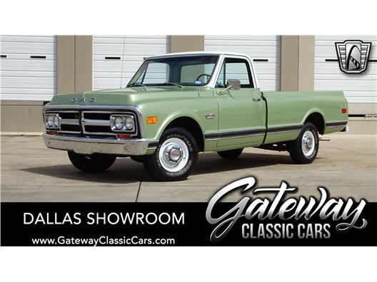 1969 GMC C1500 for sale in DFW Airport, Texas 76051