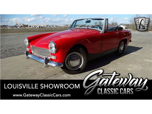 1968 Austin-Healey Sprite for sale in Memphis, Indiana 47143