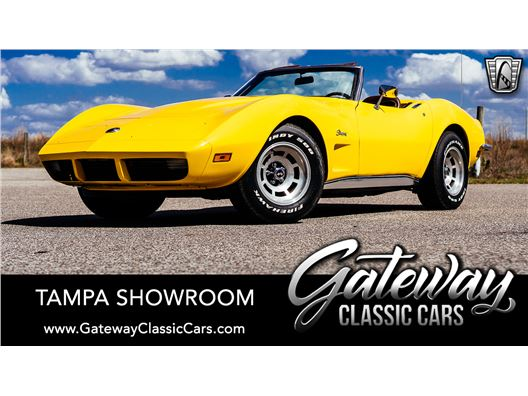 1973 Chevrolet Corvette for sale in Ruskin, Florida 33570