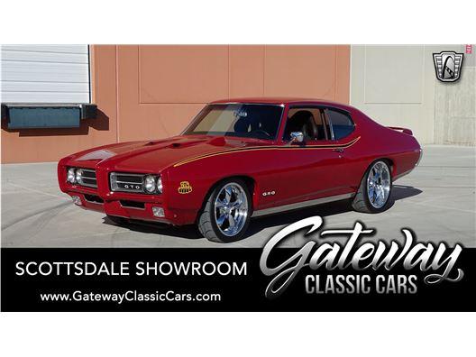 1969 Pontiac GTO for sale in Phoenix, Arizona 85027