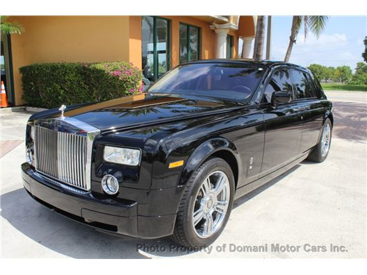 2008 Rolls-Royce Phantom for sale on GoCars.org