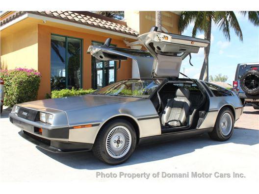 2011 Delorean DMC12 for sale in Deerfield Beach, Florida 33441