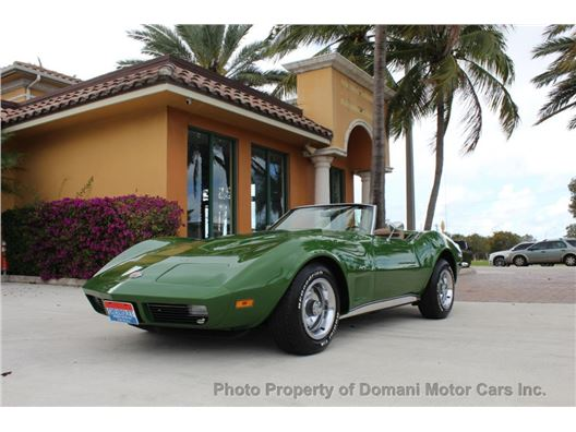 1973 Chevrolet Corvette for sale on GoCars.org