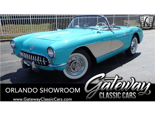 1957 Chevrolet Corvette for sale in Lake Mary, Florida 32746