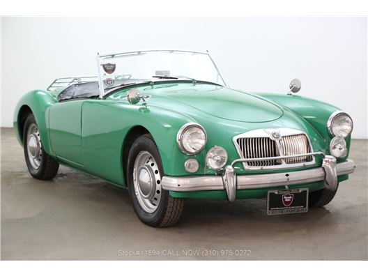 1962 MG A 1600 MKII for sale in Los Angeles, California 90063