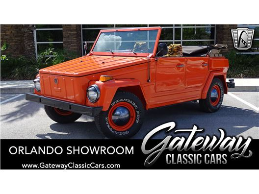 1974 Volkswagen Thing for sale in Lake Mary, Florida 32746