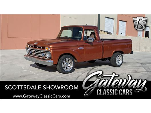 1966 Ford F100 for sale in Phoenix, Arizona 85027