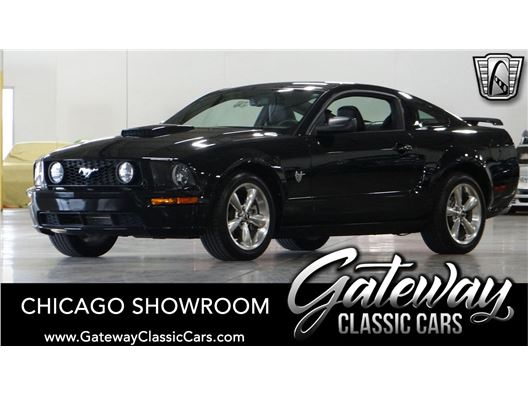 2009 Ford Mustang for sale in Crete, Illinois 60417