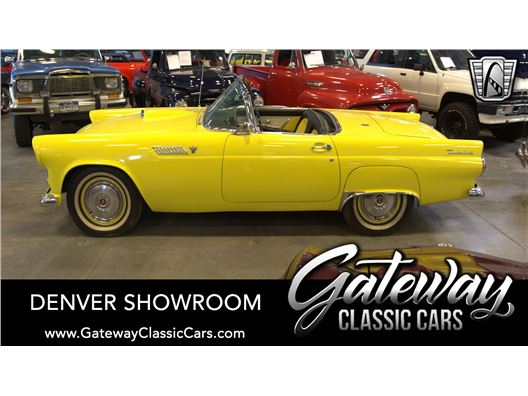 1955 Ford Thunderbird for sale in Englewood, Colorado 80112