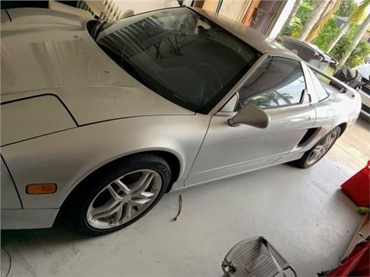 1993 Acura NSX for sale in Los Angeles, California 90063