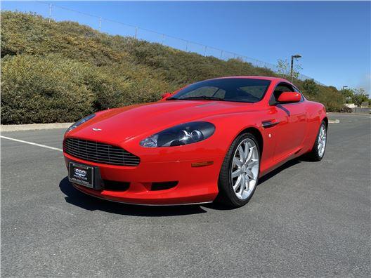 2005 Aston Martin DB9 for sale in Benicia, California 94510